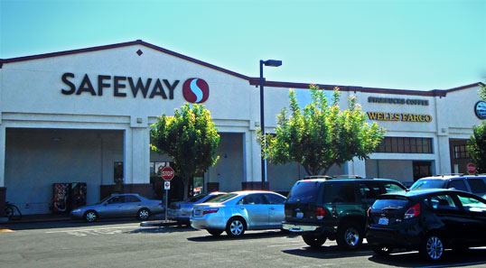 Almaden Safeway Center